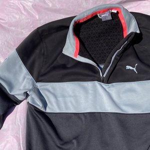 PWRWARM PUMA 1/4 zip pullover